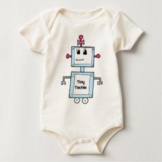 Mycket liten Techie baby Creeper