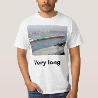 Mycket long pråm tröjor
