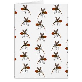 Mygga Hälsningskort