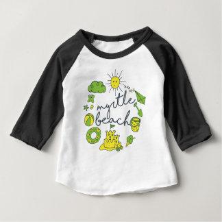 Myrtle Beach skrivar T-shirt