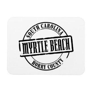Myrtle Beach titel Magnet