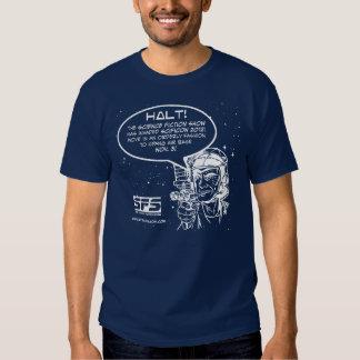MySciFiShow SciFiCon 2012 mörkTShirt Tee Shirt