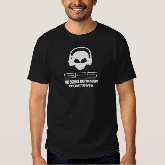 MySciFiShow svart T-tröja Tee Shirt