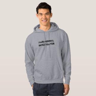 Mysigt svettskjorta som ska ha på sig på natten hoodie