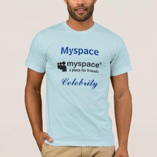 Myspace kändis tshirts