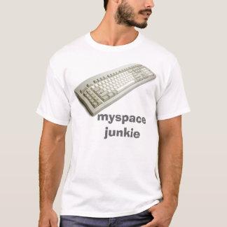 myspace tee