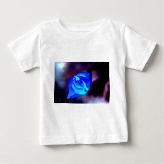 Mystic blomma för blått tröja