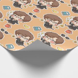 Mystic budbärare: Jaehee som slår in papper Presentpapper