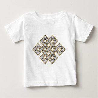 Mystic fnurra - silver & guld 1 tee shirts