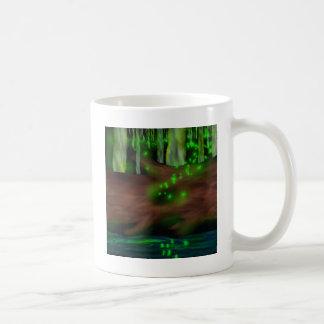 Mystic skog kaffemugg