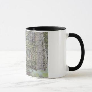 Mystic spruce skog mugg