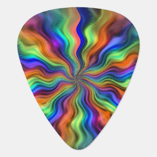 Mystic vibrationsgitarr Plektrum