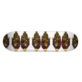 """Mysticen räcker 8 den ½"""" skateboarden old school skateboard bräda 18 cm"""