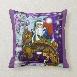 Mythic Santa Kudde