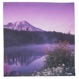 N.A. USA, Washington, Mount Rainier medborgare Tygservett
