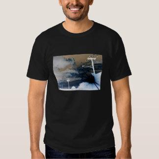 N.Y. himmel T-shirts