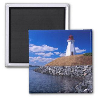 NA Kanada, New Brunswick, Campabello Island. Magnet
