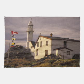 NA Kanada, Newfoundland, hummerCove. Hummer Kökshandduk