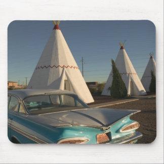 NA USA, Arizona, Holbrook rutt 66, Wigwam Musmatta