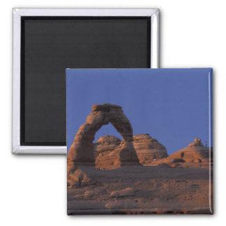 NA USA, Utah, välva sig nationalparken. Delikat Magnet
