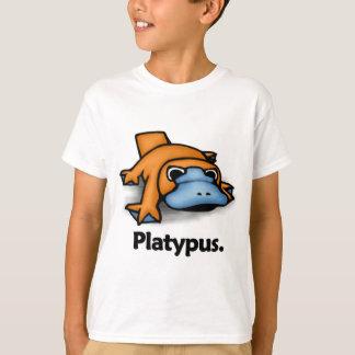 Näbbdjur Platypus. T Shirts