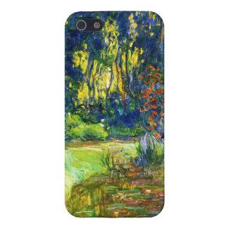 NäckrosdammClaude Monet coola, gammalt som är iPhone 5 Skal