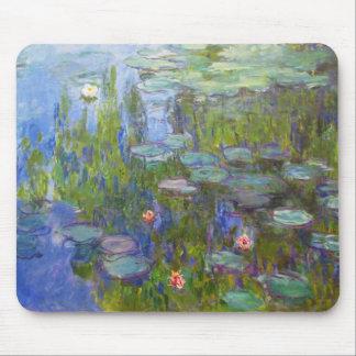Näckrosor Claude Monet coola 1915, gammalt som är  Mus Matta
