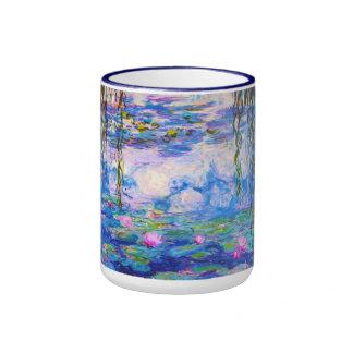 Näckrosor Claude Monet Ringer Mugg
