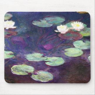 Näckrosor rosor, Claude Monet coola som 1897-99 är Mus Matta