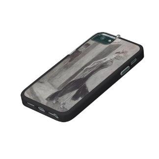 Nåd för Felicien ropsmänniska iPhone 5 Skydd