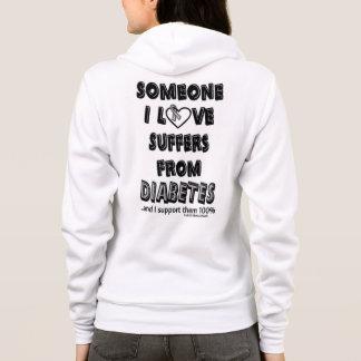 Någon älskar jag… sockersjuka t shirts