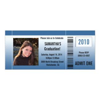 Någon biljett för Year~ blåttstudentfest Anpassningsbara Tillkännagivanden