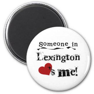 Någon i Lexington Magnet