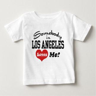 Någon i Los Angeles älskar mig Tee Shirt