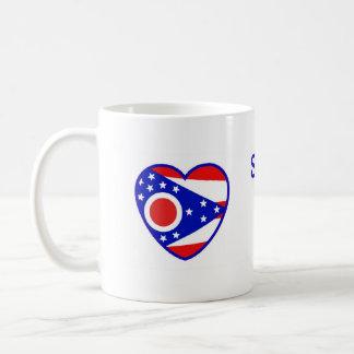 Någon i Ohio älskar mig Kaffemugg