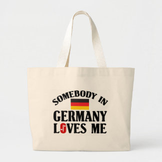 Någon i Tyskland Tote Bag