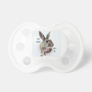 Någon kanin älskar mig samlingskaninpåsken nappar för barn
