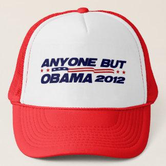 Någon men Obama 2012 Truckerkeps