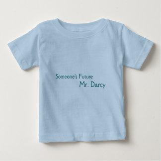 Någon som är framtida, Herr Darcy T-shirts