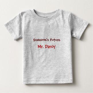 Någon som är framtida, Herr Darcy Tee