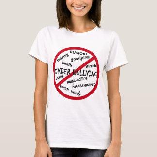 Något att säga inte till att trakassera t shirts
