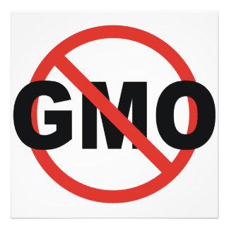 Något att säga INTE till GMO Fotontryck
