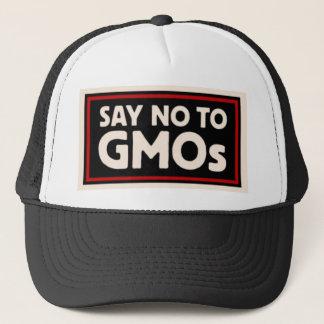 Något att säga inte till GMO Keps