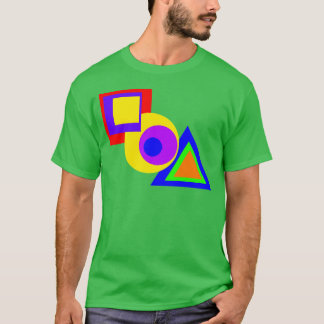 Några grundläggande Shapar Tee Shirt