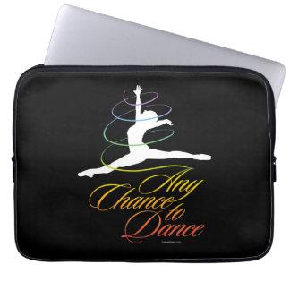 Några riskerar för att dansa laptop fodral