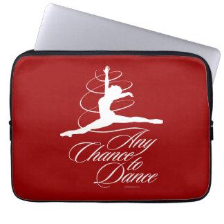 Några riskerar för att dansa laptop sleeve