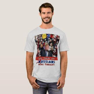 Några ryssar, trumf samlar, trumf, Ryssland, Emoji Tröja
