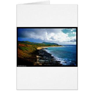 Naik Michel fotografi Hawaii 001 Hälsningskort