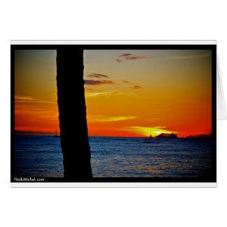 Naik Michel fotografi Hawaii 002 Hälsningskort