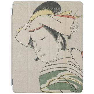 Nakamura Noshio II som Tonase, 1795 iPad Skydd